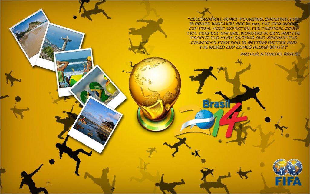 Fifa World Cup 2014 HD Wallpaper 2013 01