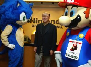 Tatsumi Kimishima ประธานบริษัท Nintendo