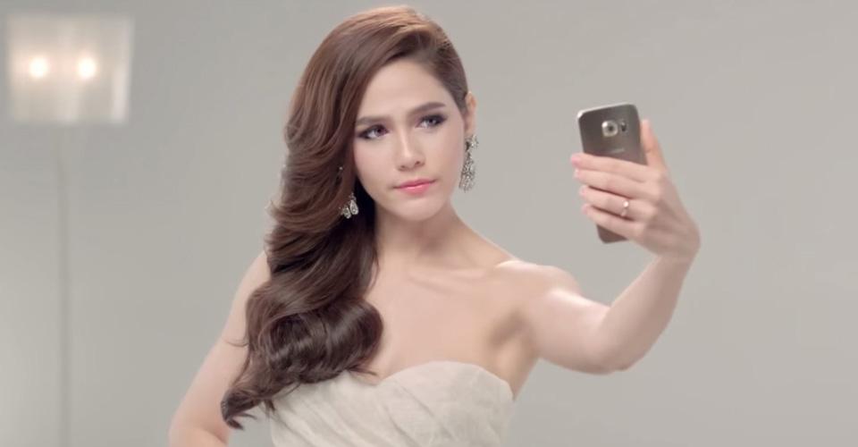 แคมเปญการตลาด Samsung S7