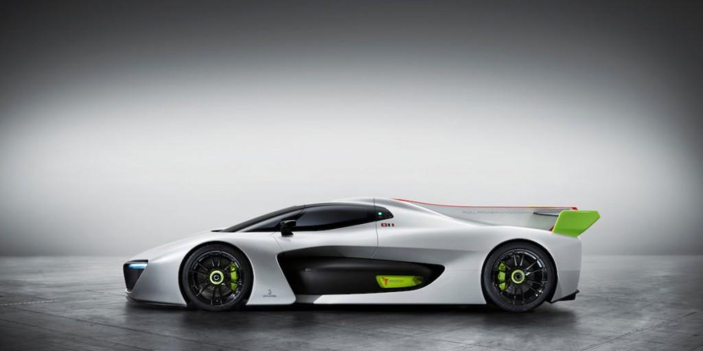 รถไฮโดรเจน Pininfarina H2 speed ที่วิ่งเร็วที่สุดในโลก