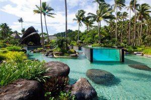 รีสอร์ทบนเกาะ Laucala, Fiji
