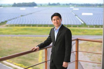 อมร ทรัพย์ทวีกุล รองประธานเจ้าหน้าที่บริหาร บริษัท พลังงานบริสุทธิ์ จำกัด (มหาชน) (EA)