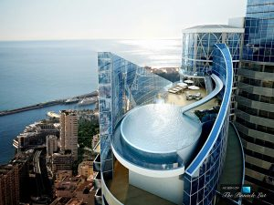 Tour Odeon Tower Sky Penthouse, Monaco