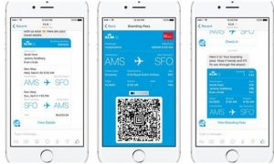 KLM ให้ข้อมูลเที่ยวบินผ่าน Twitter และ Wechat