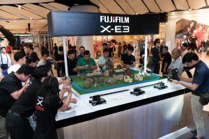 ฟูจิฟิล์มเปิดเกมรุกตลาดกล้องมิลเลอร์เลส ระดับ Middle Segment เปิดตัวกล้อง X-E3