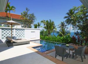 Luxury Ocean View Pool Villa by Amatara ที่พักแหลมพันวา ภูเก็ต