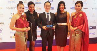 """เอไอเอ ประเทศไทย คว้ารางวัลสุดยอดของวงการกีฬา """"SPIA ASIA AWARD 2017"""""""