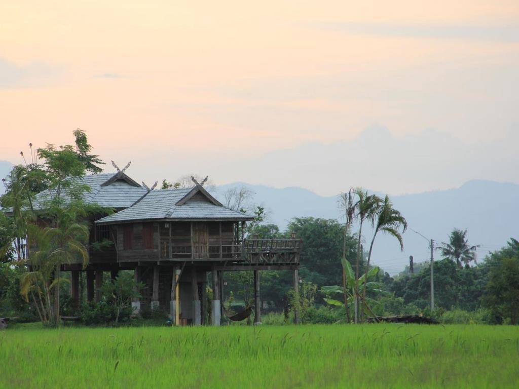 5 ที่พักเชียงใหม่รับหน้าหนาว สูดกลิ่นอายดิน นอนฟินๆ ที่พักสไตล์กระท่อม เฮือนเอ้ยจั๋นทา (Oey Chan Dha Villa)