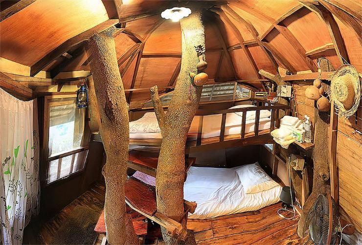5 ที่พักเชียงใหม่รับหน้าหนาว สูดกลิ่นอายดิน นอนฟินๆ ที่พักสไตล์กระท่อม ระเบียงป่าสัก ทรีเฮาส์ รีสอร์ท (Rabeang Pasak Treehouse Resort)