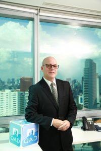 "QAD Inc. ""Stephen Fowler"" กรรมการผู้จัดการประจำภูมิภาคเอเชีย QAD Inc. คำตอบของการลงทุนเพื่ออนาคต"