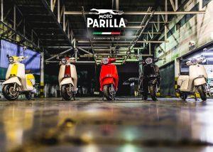 ฟิล์ม รัฐภูมิ ธุรกิจใหม่ Moto Parilla