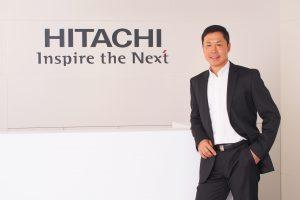 บริษัท Hitachi Vantara แต่งตั้งผู้บริหารใหม่