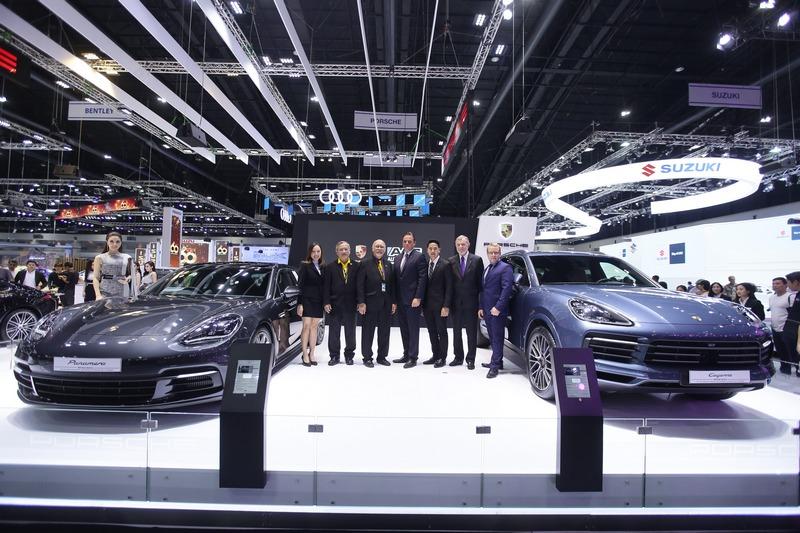 Porsche Motor Expo 2017