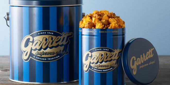 เผยสูตรเคล็ดลับความอร่อย Garrett Popcorn