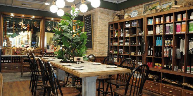 CALIN L'ÉPICERIE Café & Kitchen Casual Dining