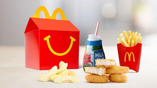 McDonald's เปลี่ยนโฉมหันมาให้บริการอาหารเพื่อสุขภาพ