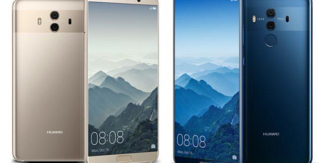 Huawei งานเข้า โดนสหรัฐ สั่งแบน Mate 10 Pro