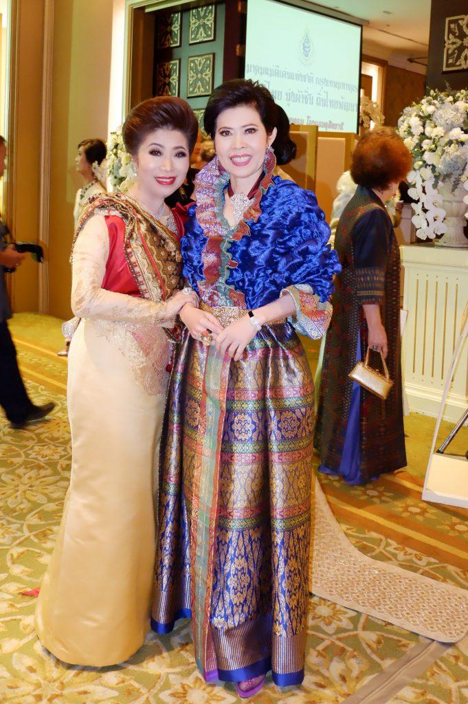 """สมาคมแม่ดีเด่นแห่งชาติฯ จัดงาน """"ราษฎร์ร่วมรัฐ สืบสานศิลป์ไทย"""""""
