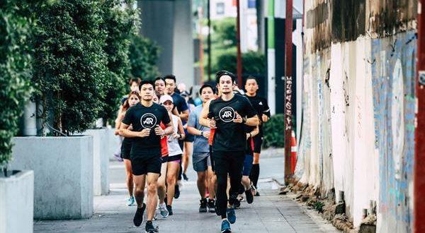 วิ่งหน้าร้อน