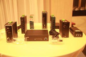 LINK PoE Switch & Converter