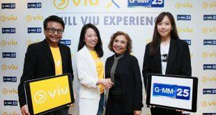 สมรภูมิวิดีโอสตรีมมิ่งไทย… ร้อนฉ่า  เมื่อ Viu ผนึก GMM 25 ท้าชนขาใหญ่