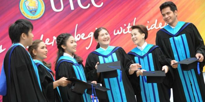 ม.หอการค้าชี้ เด็กยุคใหม่ต้องเร่งหาตัวตนและสถาบันการศึกษาไทยต้องหยุดสอนหลักสูตรในตำราเสียที
