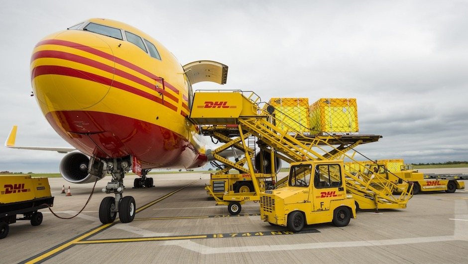 DHL_เครื่องบินไฟฟ้า
